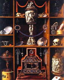 Johann_Georg_Hainz_-_Cabinet_of_Curiosities_sculpturesAndSculls